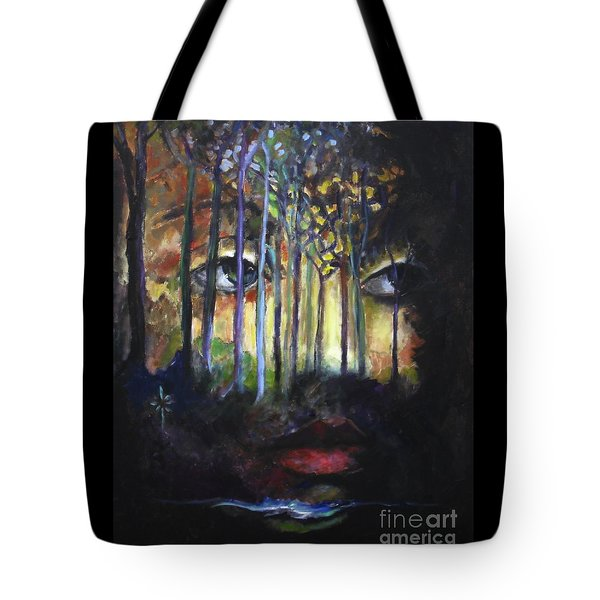 Gaia Tote Bag by Jodie Marie Anne Richardson Traugott          aka jm-ART