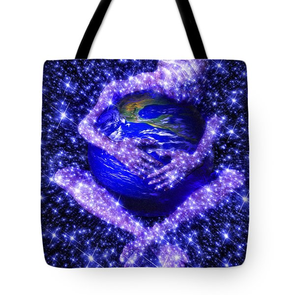 Gaia's Love Tote Bag