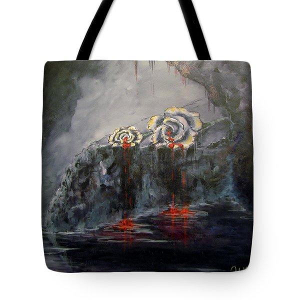Gaia's Tears Tote Bag