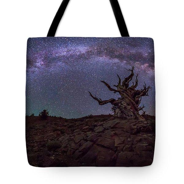 Galactic Keeper Tote Bag