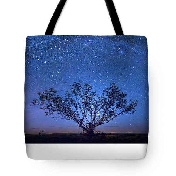 Galatika Tote Bag by Mark Andrew Thomas