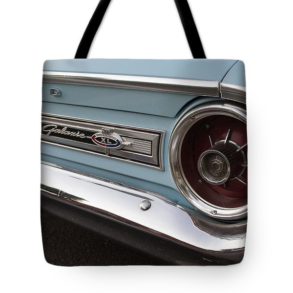 Galaxy Xl 500 Tote Bag