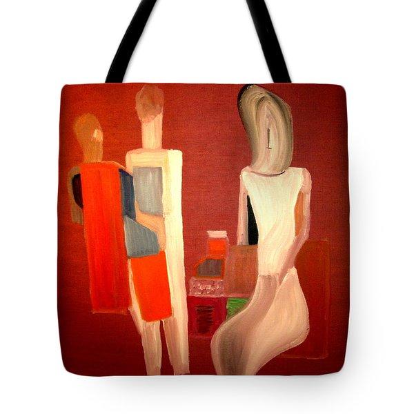 Galeries Lafayette Tote Bag