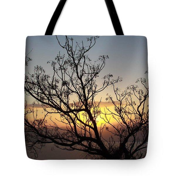 Galilee Sunset Tote Bag