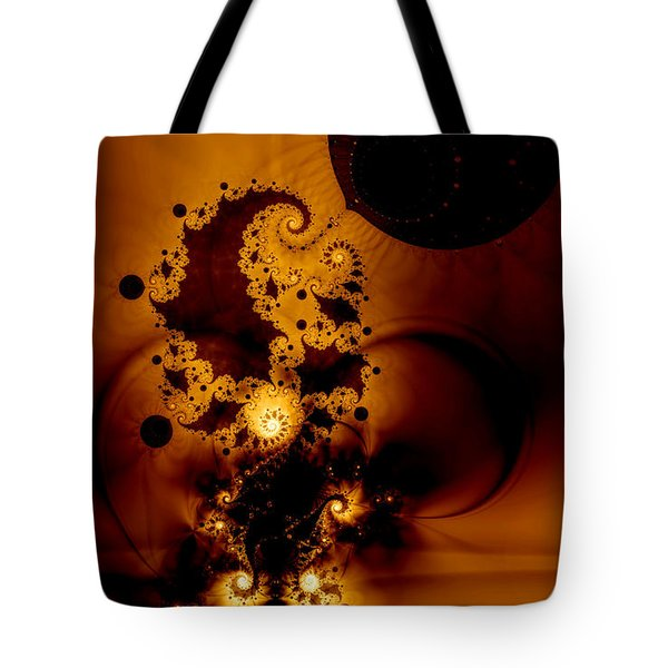 Galileo's Muse Tote Bag