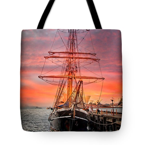 Galleano's Quest Tote Bag