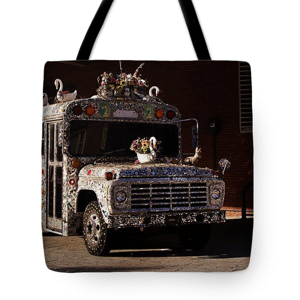 Gallery A Go Go Tote Bag by Joseph Skompski