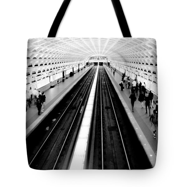 Gallery Place Metro Tote Bag