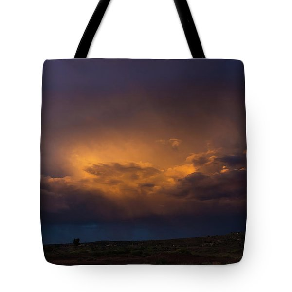 Gallup Dreaming Tote Bag