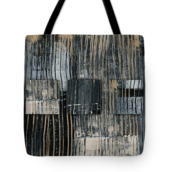 Tote Bag featuring the photograph Galvanized Paint Number 2 Horizontal by Carol Leigh