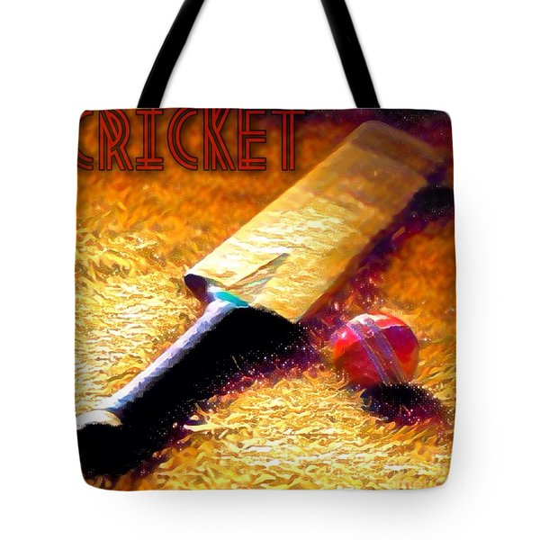 Game On Tote Bag by Maria Watt