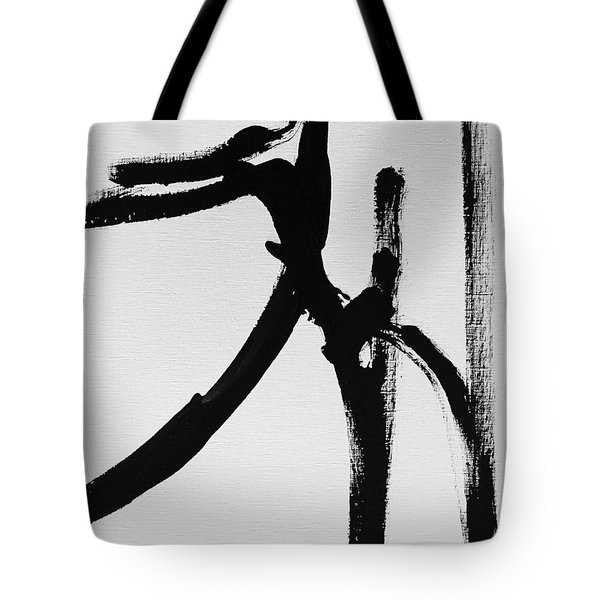 Tote Bag featuring the painting Gamut by Robin Maria Pedrero