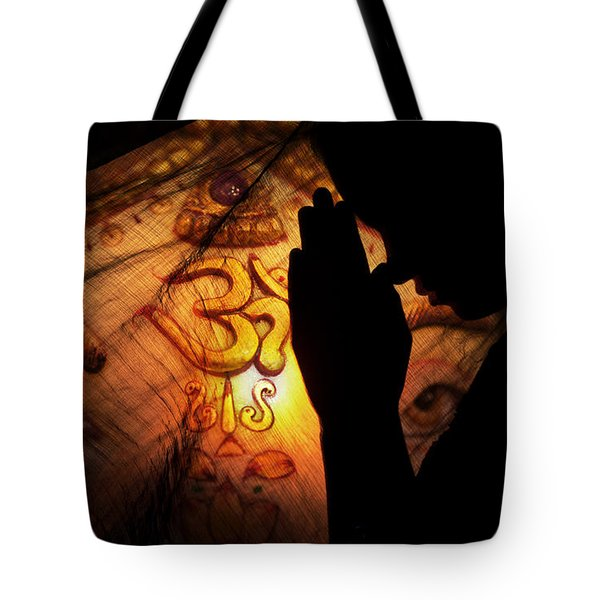 Ganesha Dreams Tote Bag
