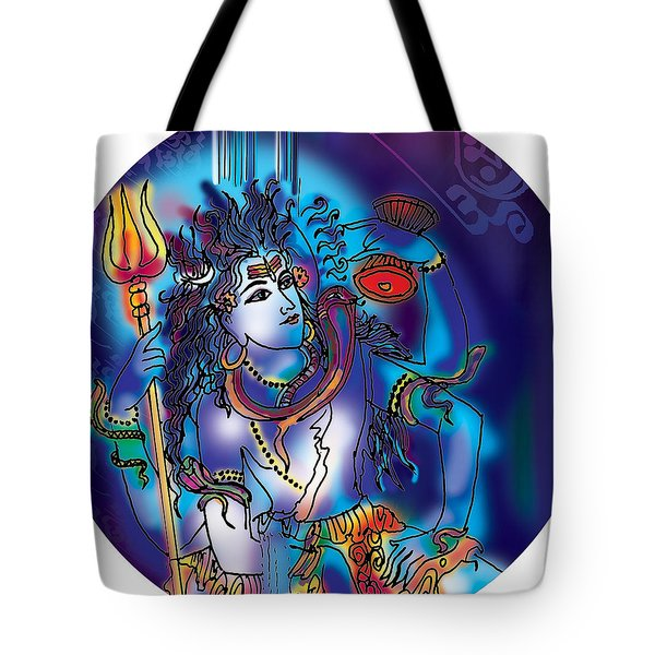 Gangeshvar Shiva Tote Bag