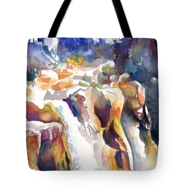 Gangotri Tote Bag