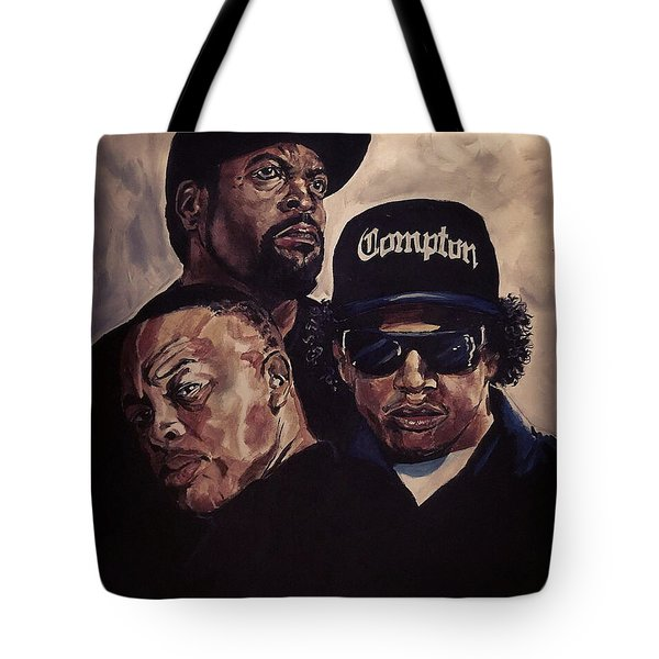 Gangsta Trinity Tote Bag