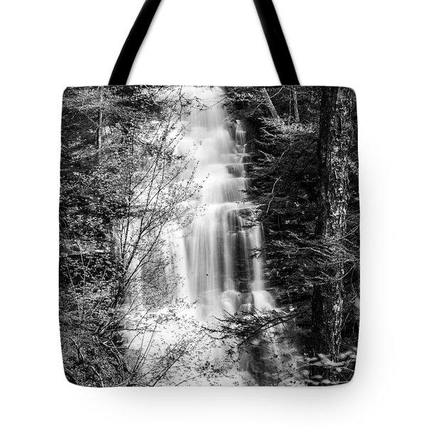 Ganoga Falls - 8907 Tote Bag