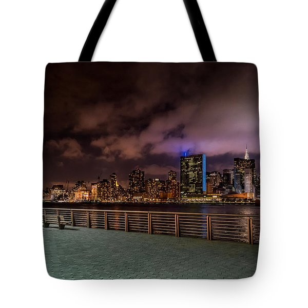 Gantry Park Tote Bag