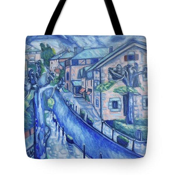 Garay  Tote Bag