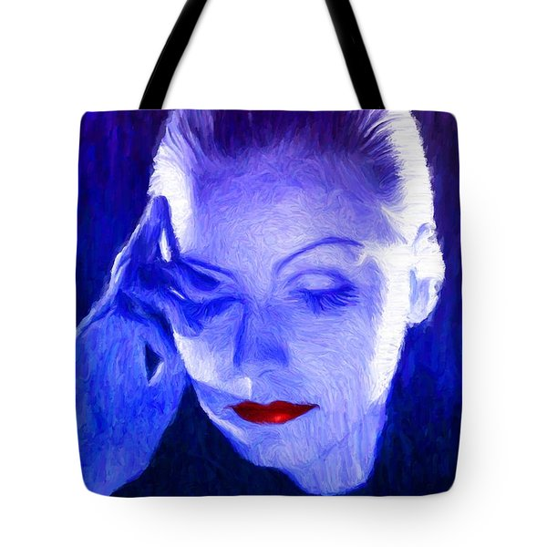 Garbo Tote Bag