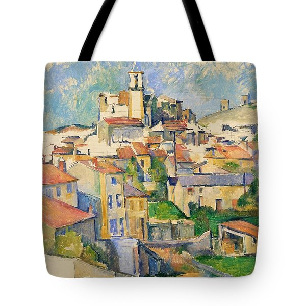Painting - Gardanne By Paul Cezanne by Travel Pics