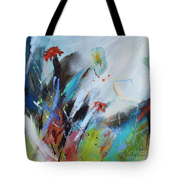 Garden 1 Tote Bag by Cher Devereaux