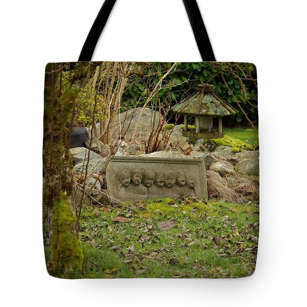 Garden Babies Tote Bag