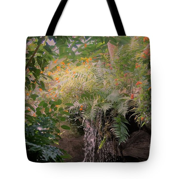 Garden Beauty1 Tote Bag