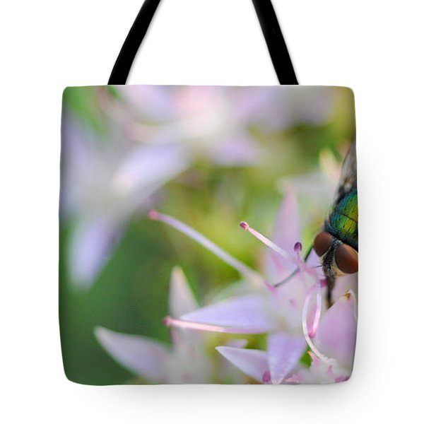 Garden Brunch Tote Bag