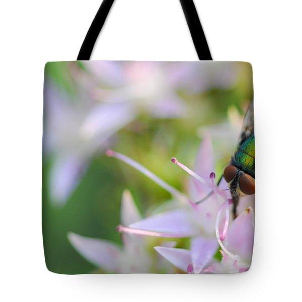 Garden Brunch Tote Bag
