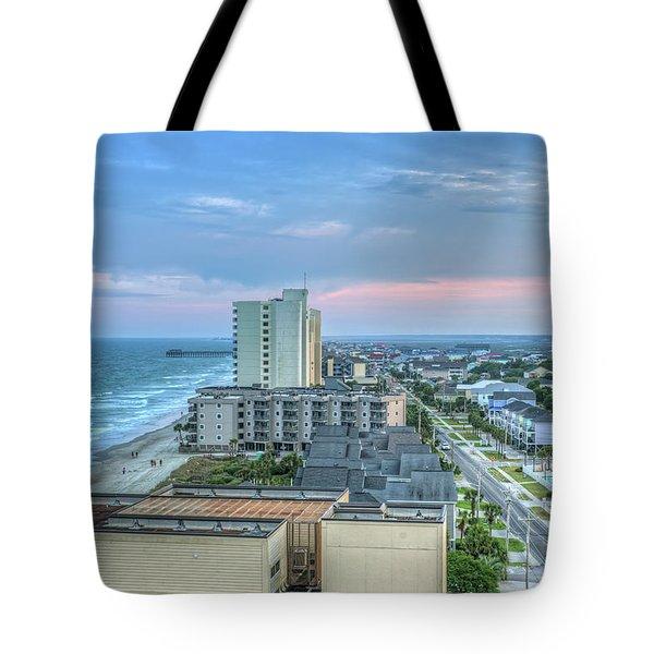 Garden City Beach Tote Bag