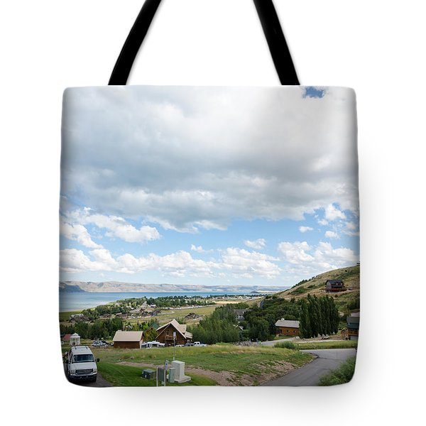 Garden City Utah Tote Bag