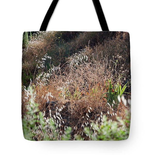 Garden Contre Jour Tote Bag