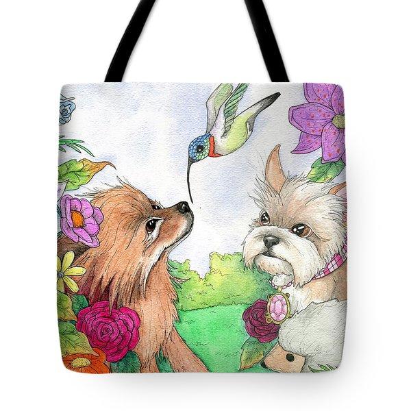 Garden Dwellers Tote Bag