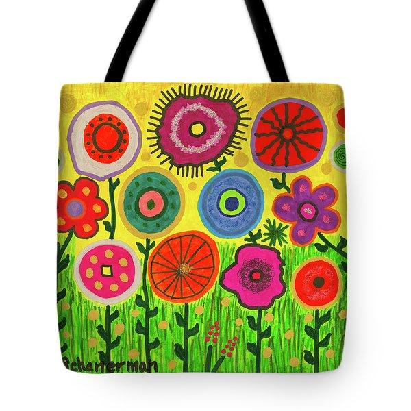Garden Extravaganza Tote Bag