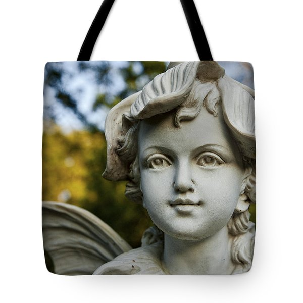 Garden Fairy Tote Bag by Christopher Holmes