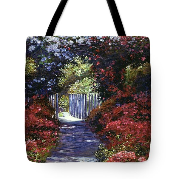 Garden For Dreamers Tote Bag
