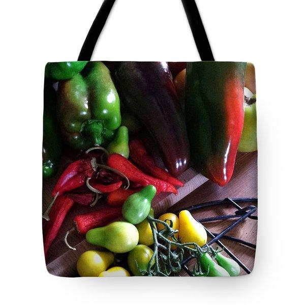 Garden Fresh Produce Tote Bag