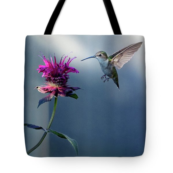 Tote Bag featuring the photograph Garden Jewelry by Everet Regal
