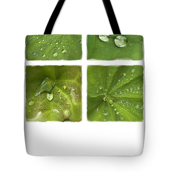 Garden Jewels Tote Bag by Hazy Apple