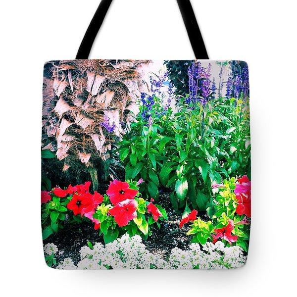 Garden Landscape 2 Version 1 Tote Bag