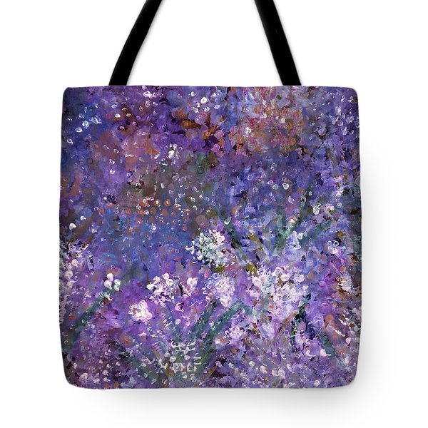 Garden Of Eden Painting Tote Bag