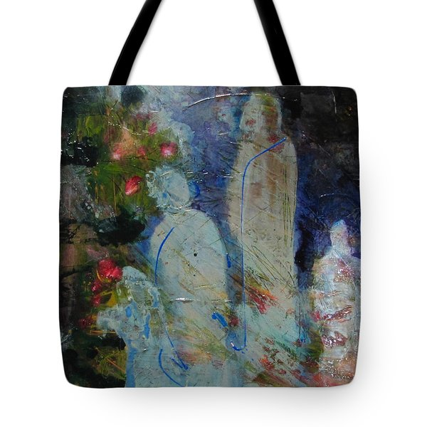 Garden Of Good And Evil Tote Bag