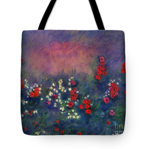Garden Of Immortality Tote Bag