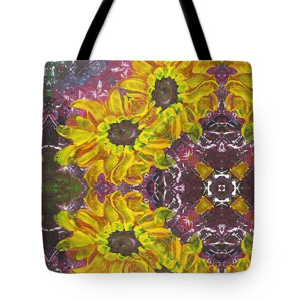 Garden Owls Tote Bag