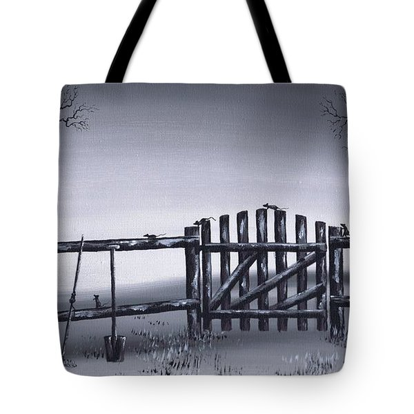 Garden Party Tote Bag by Kenneth Clarke
