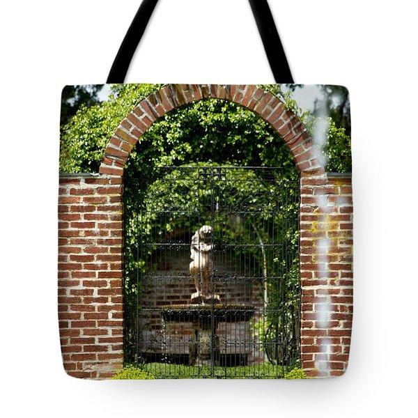 Garden Spot Tote Bag