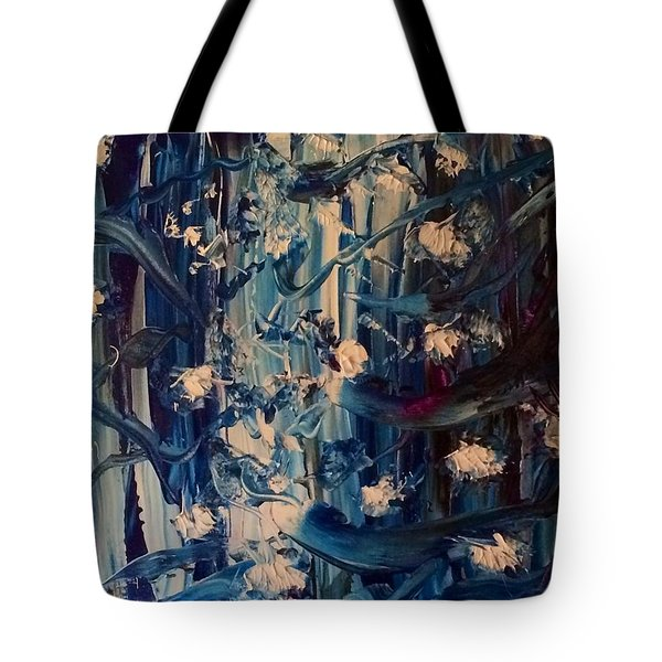 The Garden Story Tote Bag