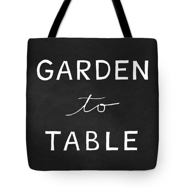 Garden To Table- Art By Linda Woods Tote Bag