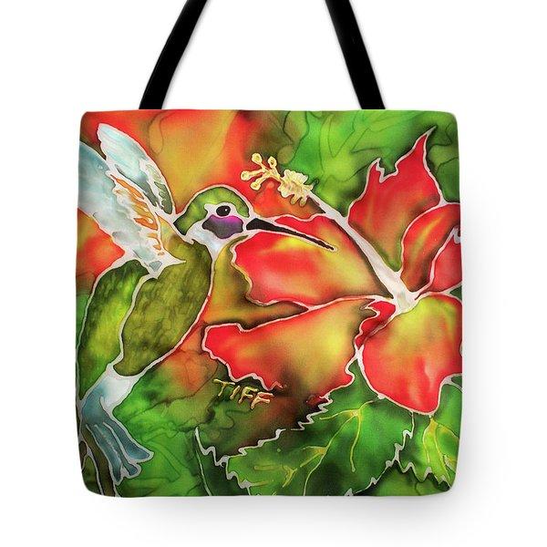 Garden Treasures Tote Bag
